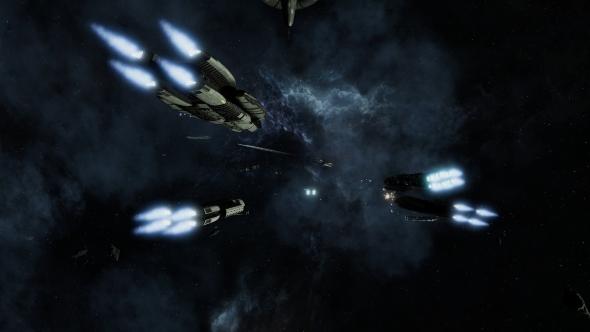 BSG Deadlock fleet