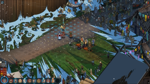 The Banner Saga 3's new time-bomb combat is delightfully