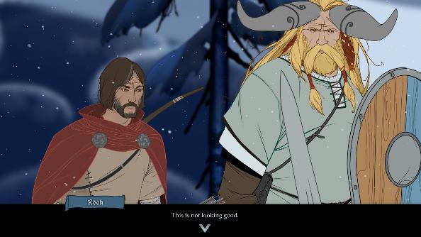 The Banner Saga Rook and Varl