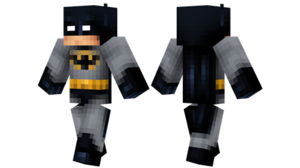 best minecraft skins Batman