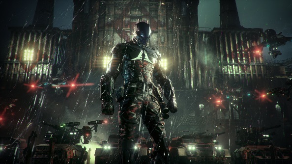 Arkham Knight on PC October