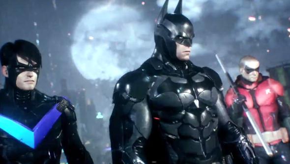 Batman Arkham Knight team up