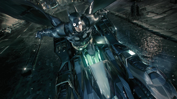 Batman: Arkham Knight patch impressions