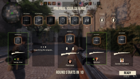 Battalion 1944 loadout