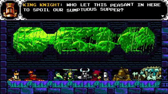 Shovel Knight Battle Royale
