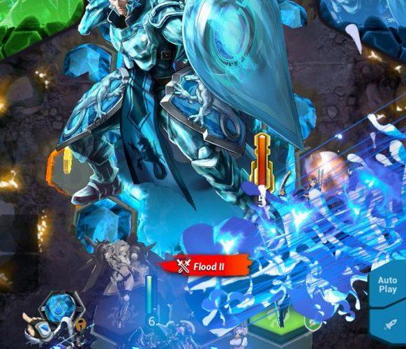 Battle Breakers gameplay