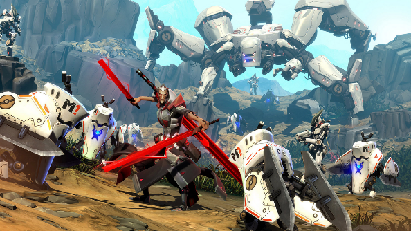 Furious 4 is dead and what's left of it became Battleborn, says Pitchford