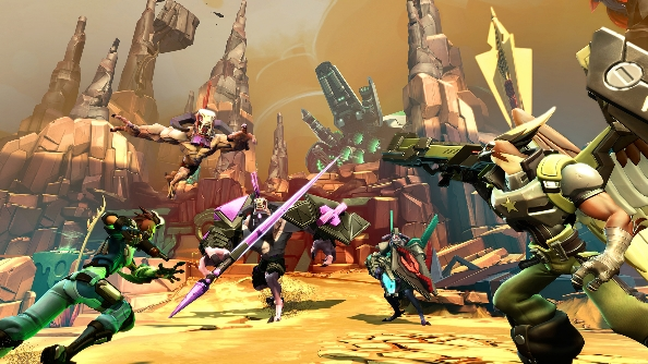 Alani joins Battleborn, along with updates to Incursion and character tweaks, in meaty patch