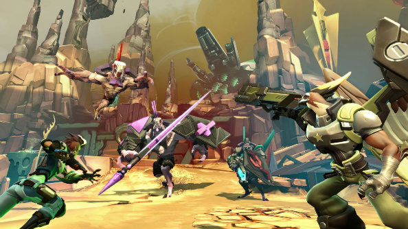 Battleborn slashed its price by $20 on Overwatch launch day