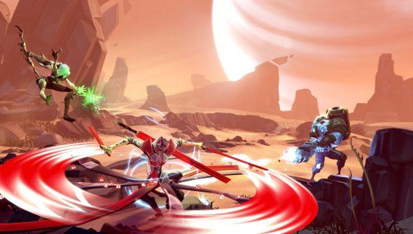 Battleborn E3 trailer