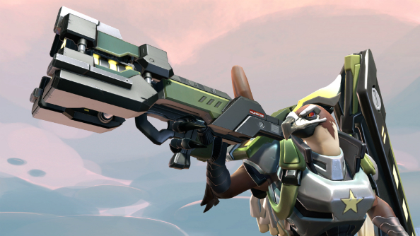 Latest Battleborn footage stars an extra aggressive eagle, avian ass-kicking ensues