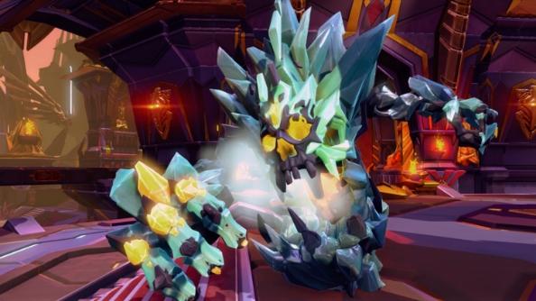 Battleborn characters Kelvin