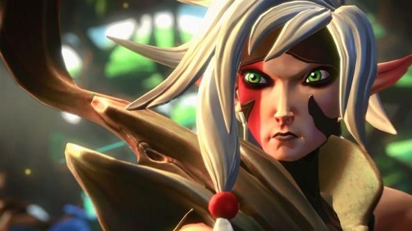 Battleborn characters Thorn
