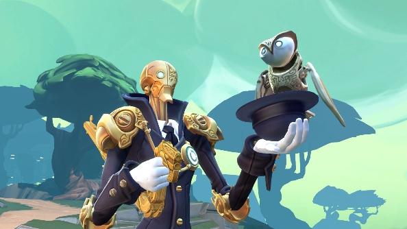 Battleborn characters Marquis