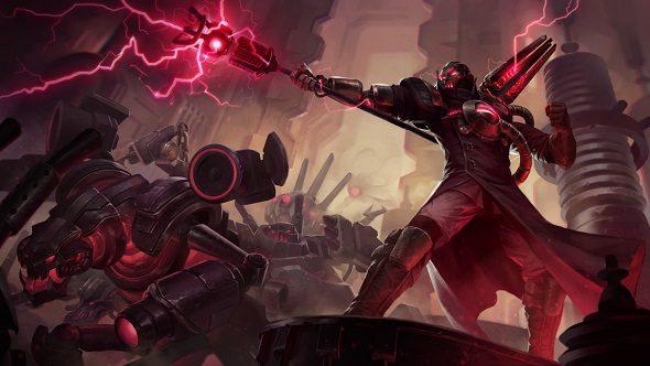 Battlecast Viktor