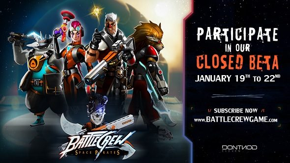Battlecrew Space Pirates beta