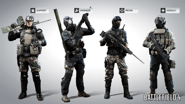 Battlefield 4 sees all the classes made more mobile and the return of the humble mortar
