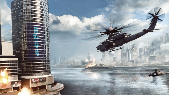 Battlefield 4 Titan benchmark