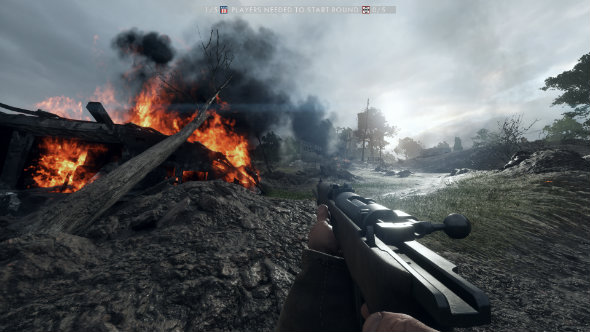 Battlefield 1 medium graphics settings