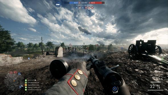 Battlefield 1 Assault class