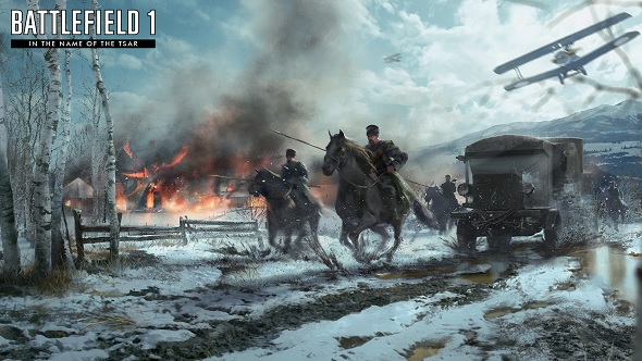 In the Name of the Tsar BF1