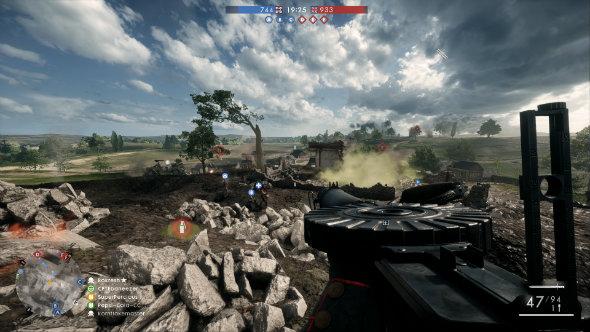 Battlefield 1 Support class