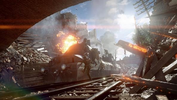 Battlefield 1 Amiens