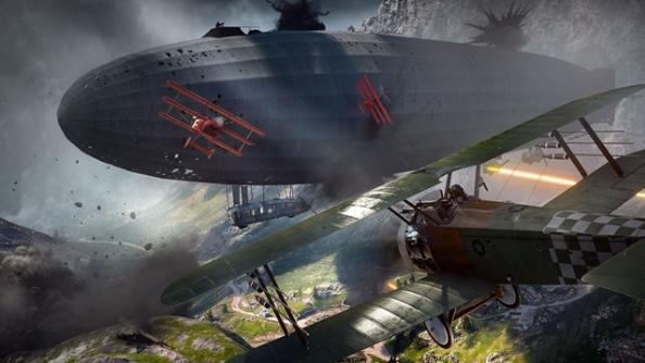 Battlefield 1 Monte Grappa