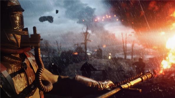 Battlefield 1 St Quentin Scar
