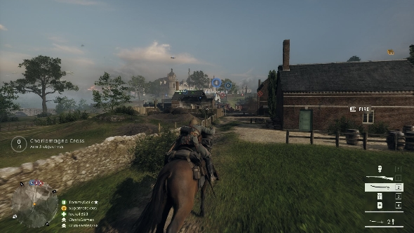 Battlefield 1 multiplayer PC review cavalry