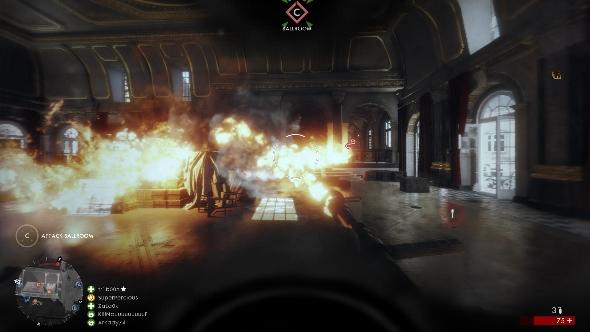 Battlefield 1 multiplayer PC review flamethrower