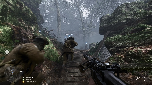Battlefield 1 multiplayer PC review forest