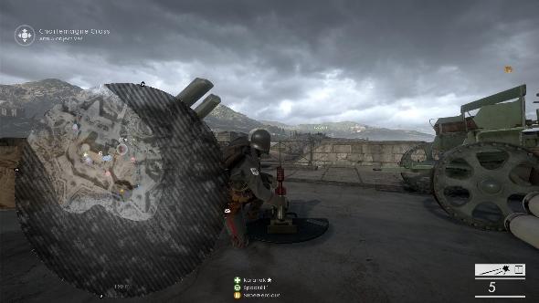 Battlefield 1 multiplayer PC review mortar