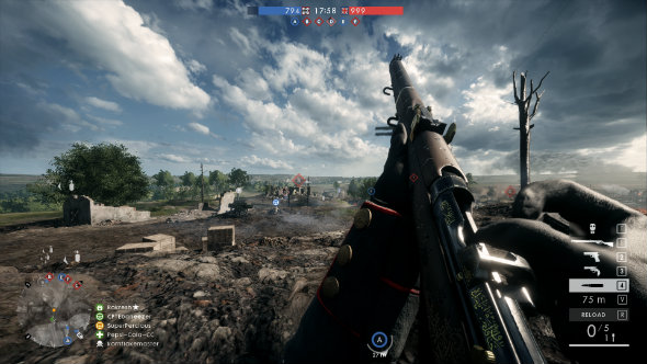 Battlefield 1 port review