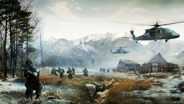 Battlefield 4 EA DICE