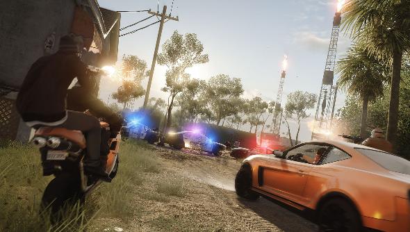 Battlefield Hardline review PC EA Visceral multiplayer
