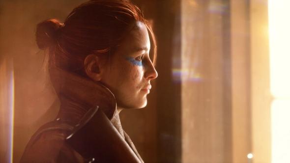 Battlefield V woman