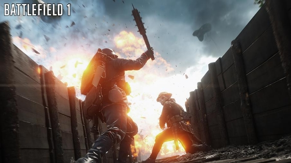 Battlefield 1 will have six weapon classes, see some of them in dramatic new teaser trailer