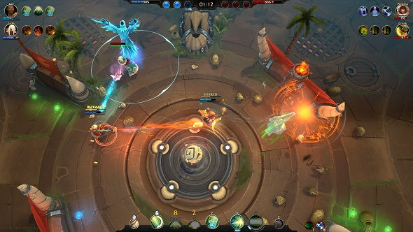 Play Battlerite for free right now on Steam