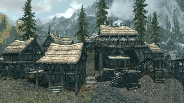 Best Skyrim mods - Build your own Town