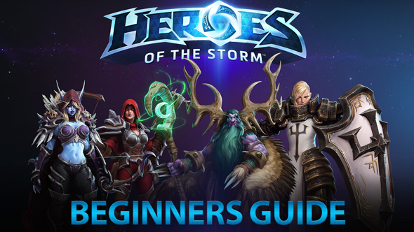 Heroes of the Storm beginner's guide