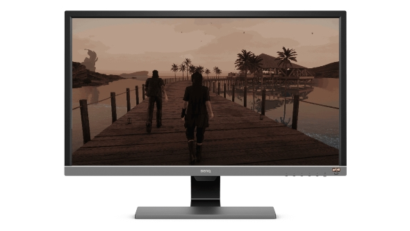 BenQ EL2870U review: a good budget 4K gaming screen, but