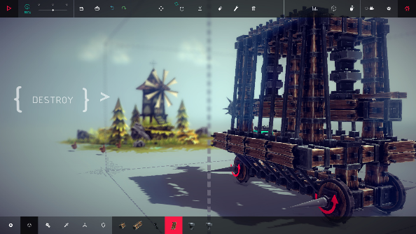 Besiege Spiderling Studios Early Access