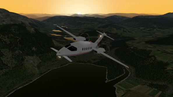 Best Flight Simulators X Plane 10 Global