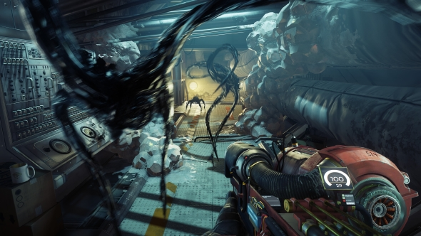 Best Games of 2017 Prey