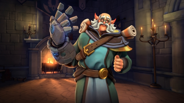Best Paladins champions Torvald