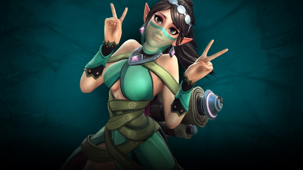 Best Paladins champions Ying