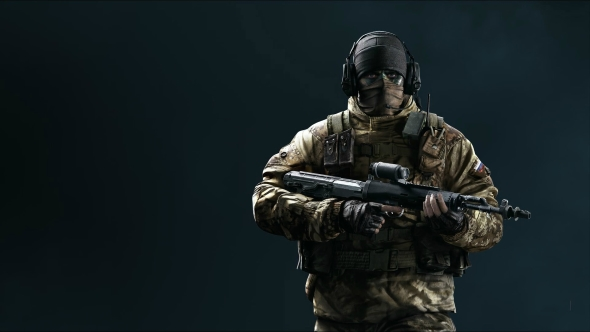 Fix Glaz, then worry about Operation Health, say Rainbow Six