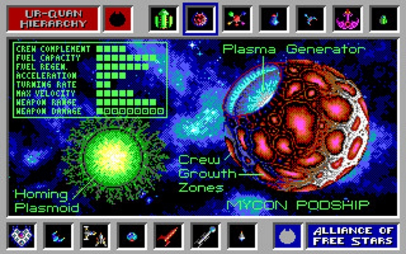 Best Space Games The Ur-Quan Masters