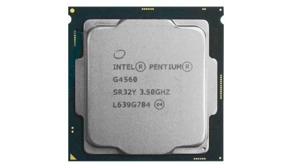 Best budget CPU - Intel Pentium G4560